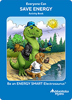 Everyone can save energy – Grades 2-6