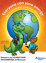 Everyone can save energy – Grades K-3