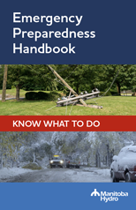 Emergency Preparedness Handbook cover.